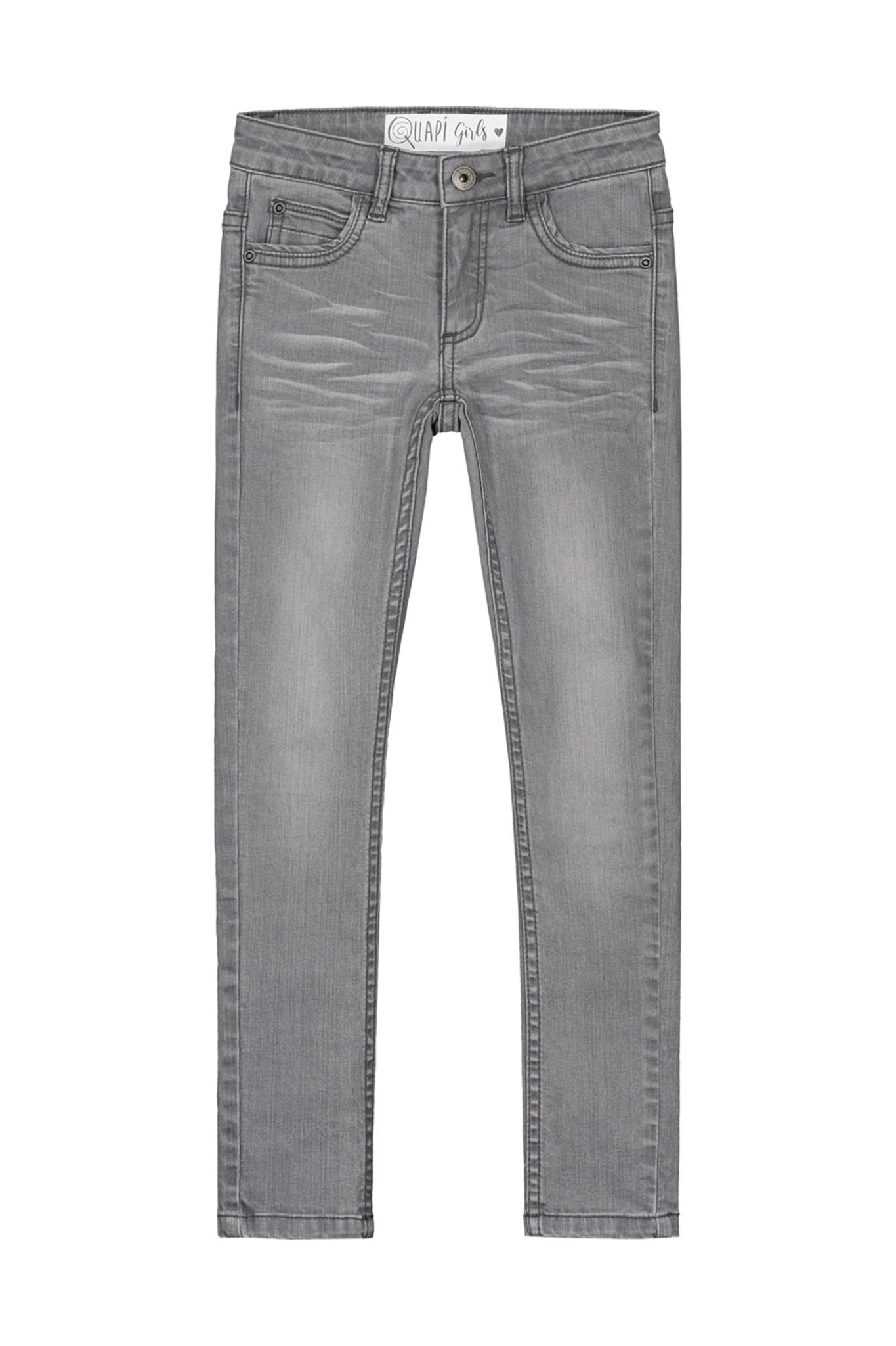 Quapi Girl Jeans Josine grey