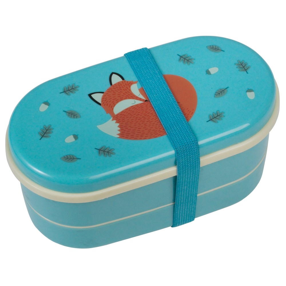 Rex London Lunchbox Rusty the Fox