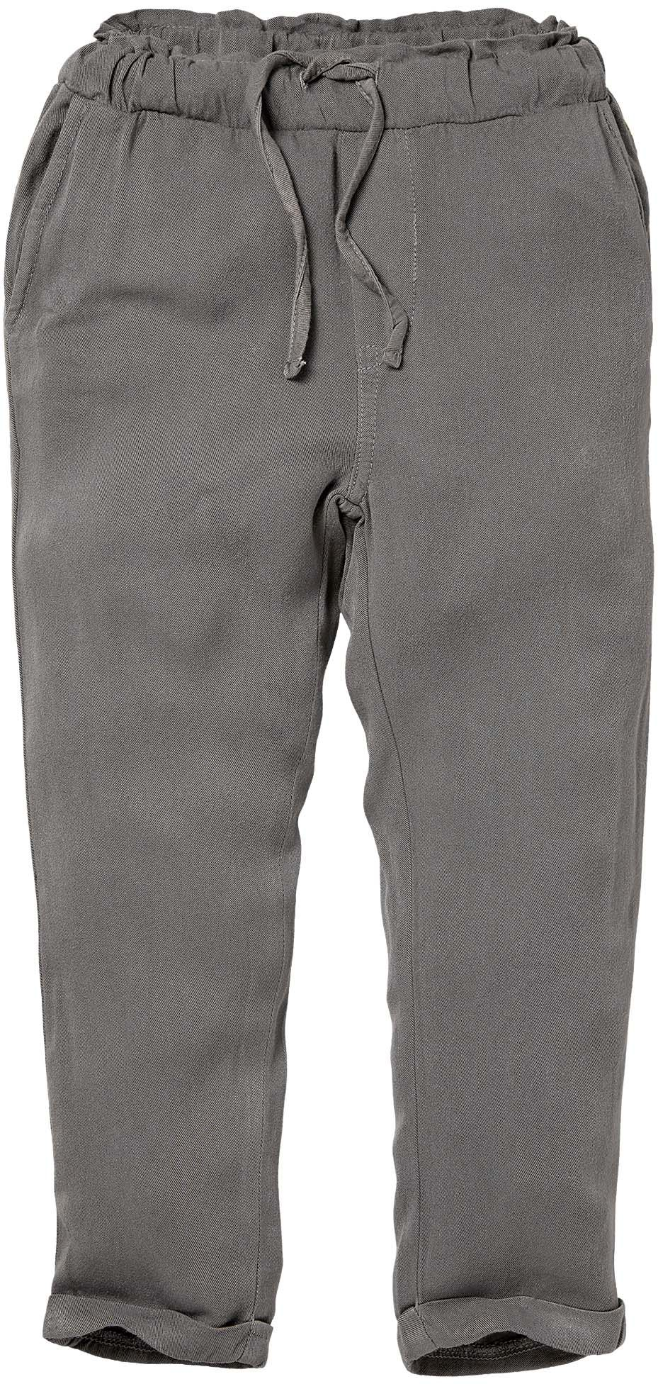 LEVV by Quapi Girl Hose stell grey