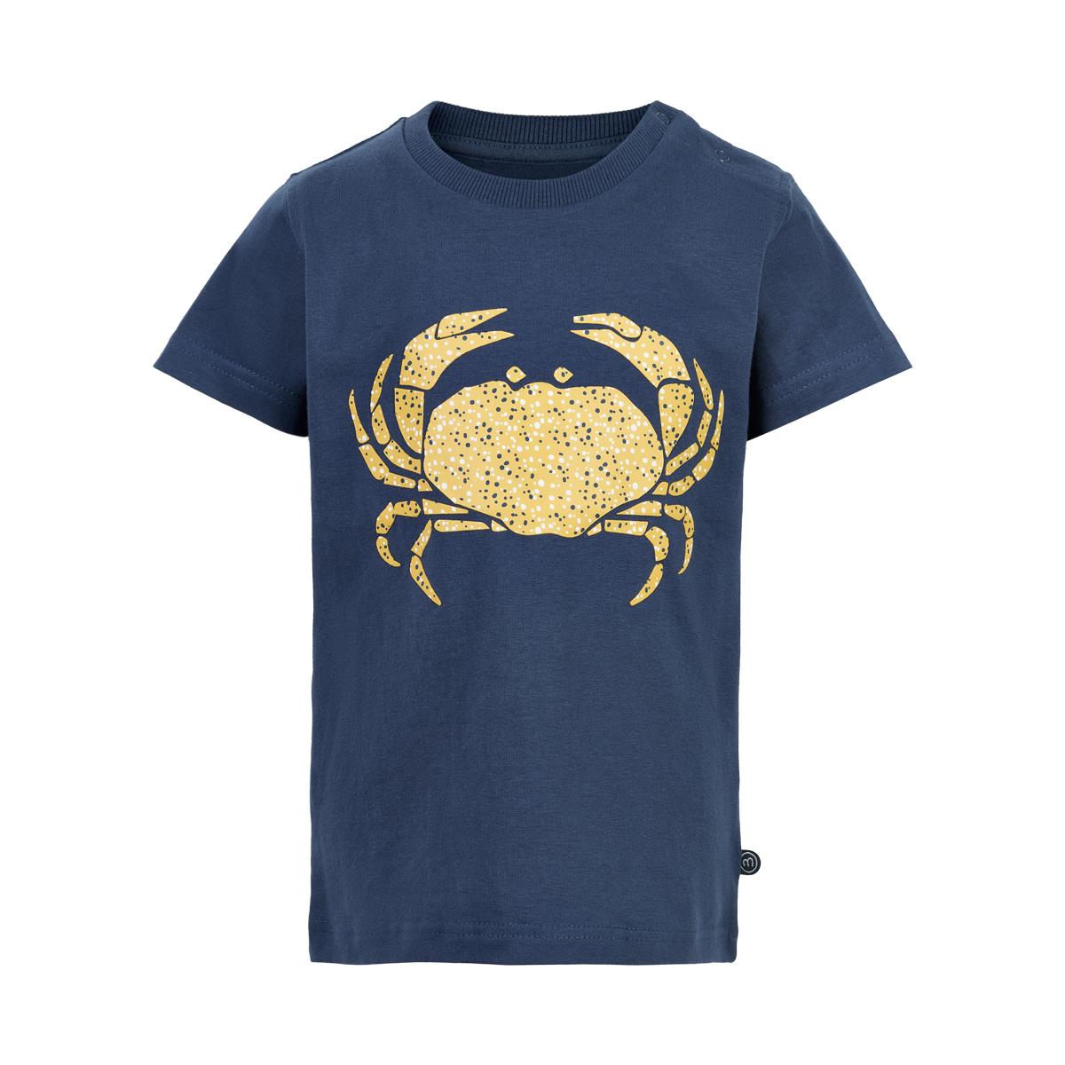 Minymo Boy T- Shirt Print Insignia Blue