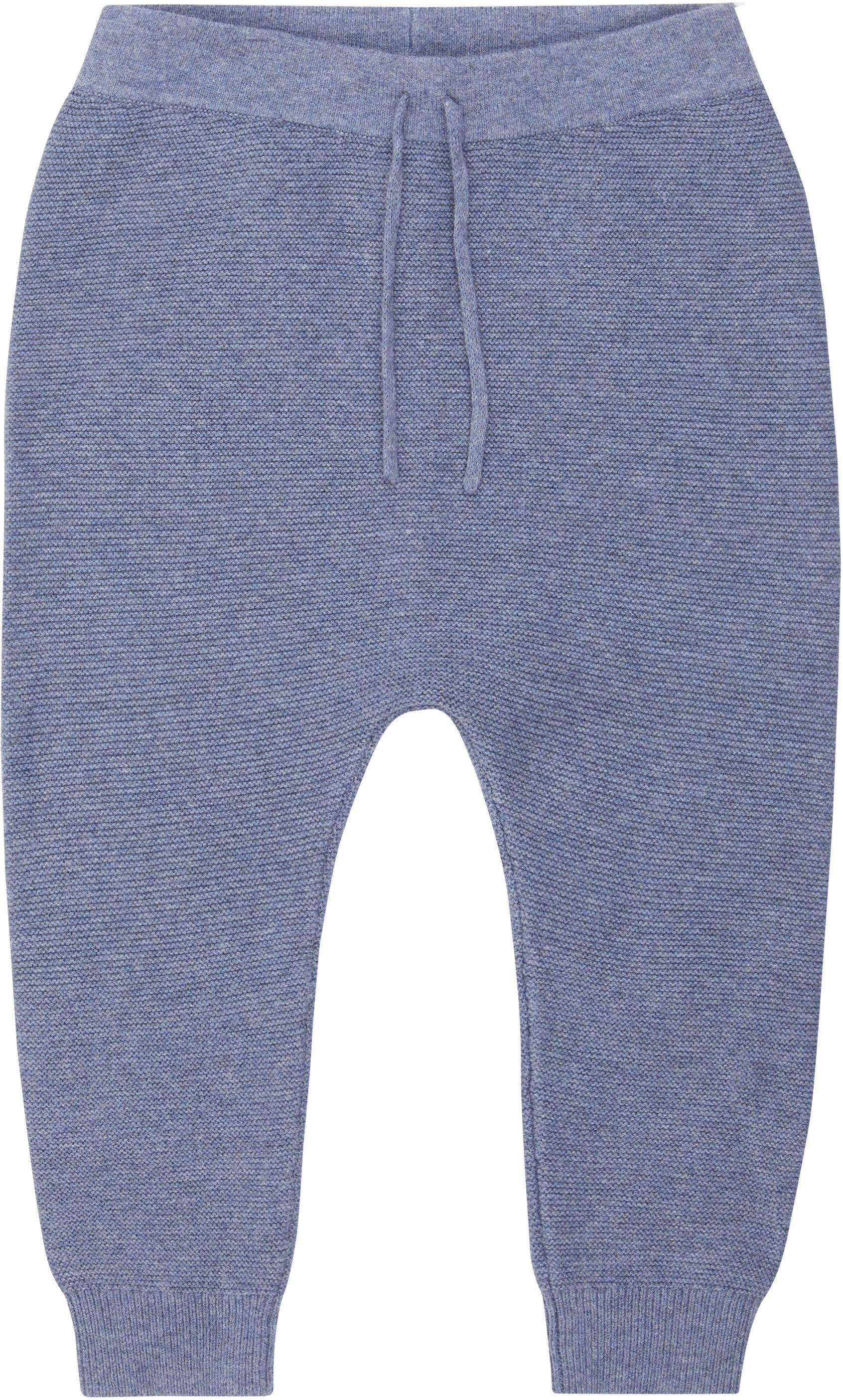 Sense Organic PROUST Knitted Baby Pant Denim Blue