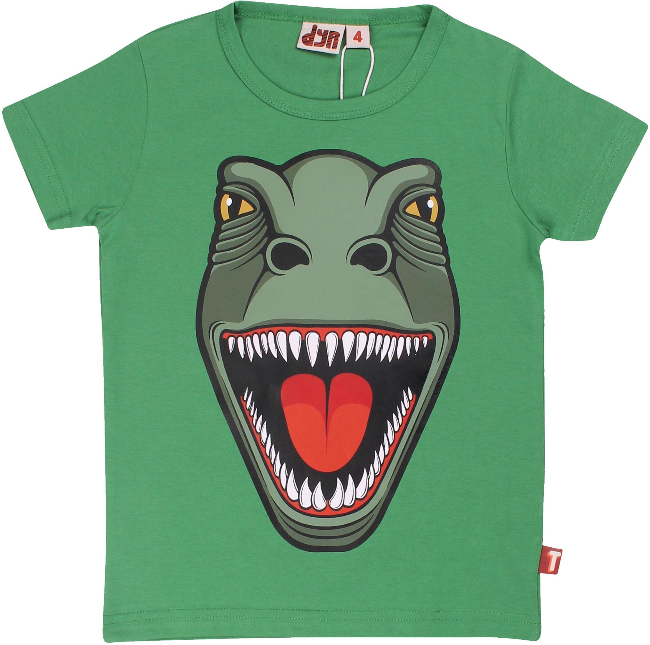 DYR T-Shirt Howl T-Rex plant