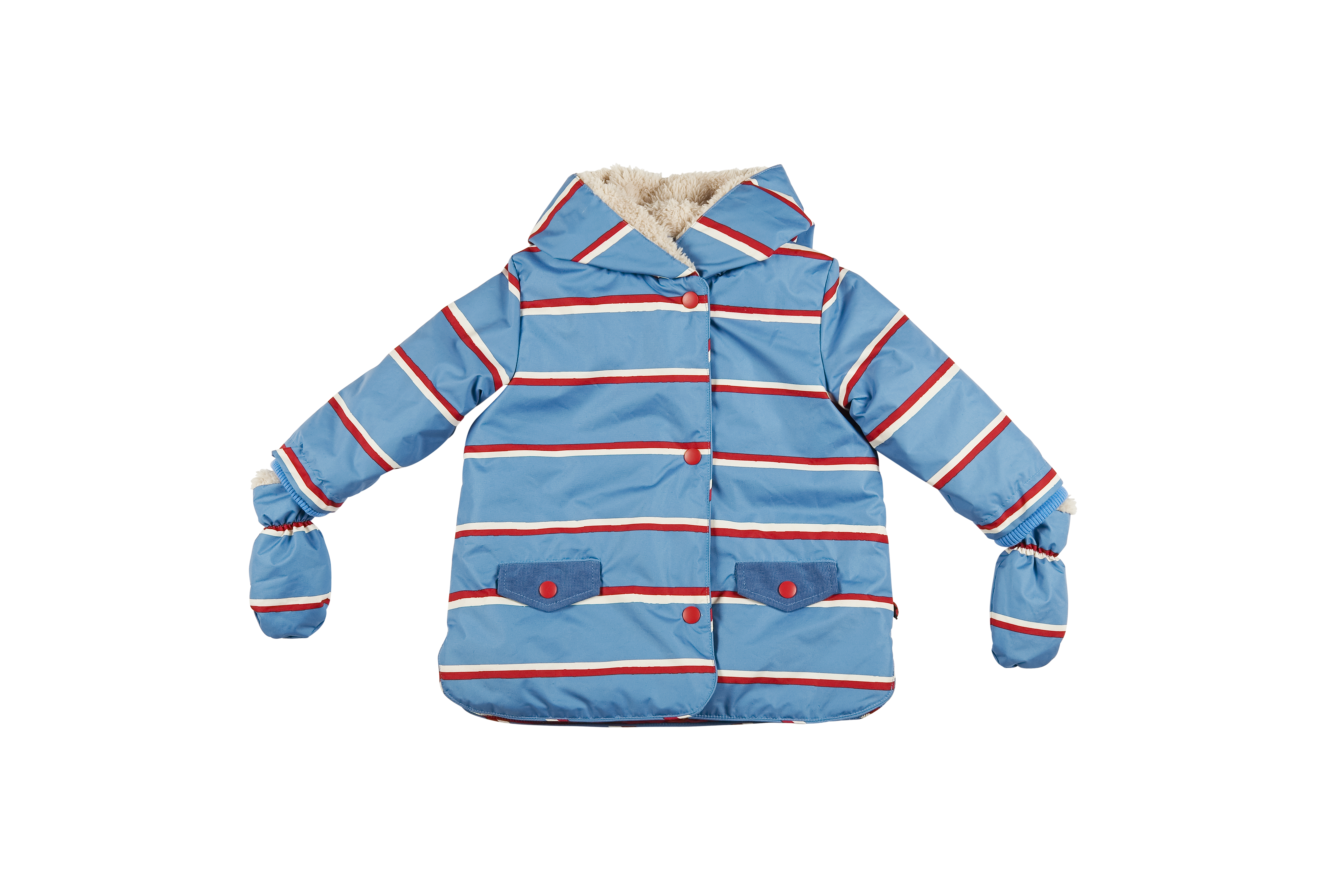 Ducksday Baby Winterjacke Benjamin