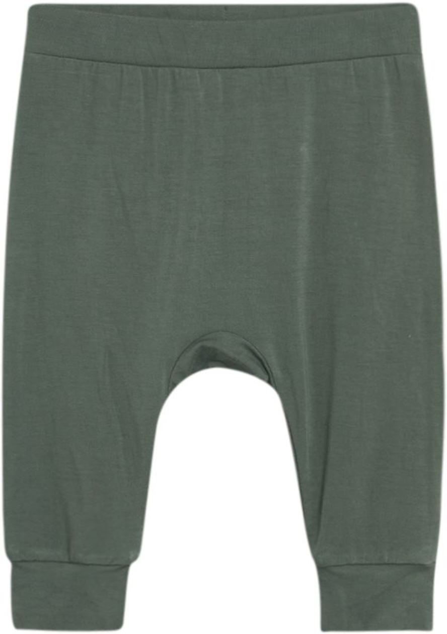 Hust & Claire Baby Hose Bambus green