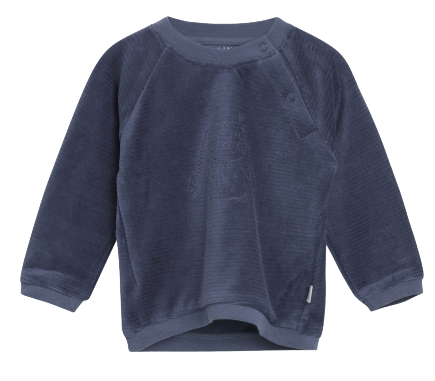 Hust & Claire Baby Sweatshirt Silva Blue Storm