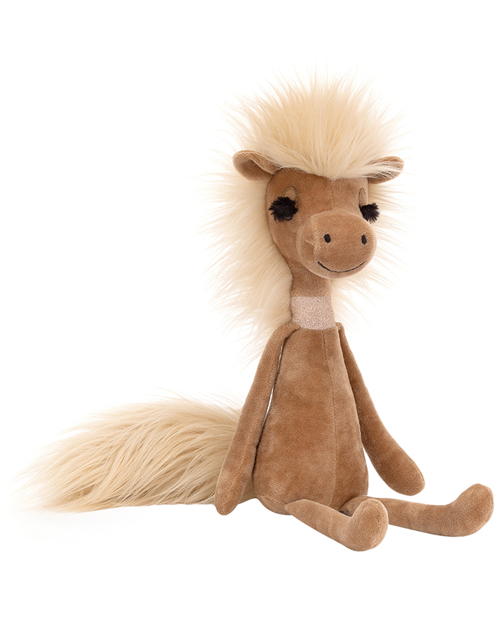 Jellycat Swelleant Willow Horse