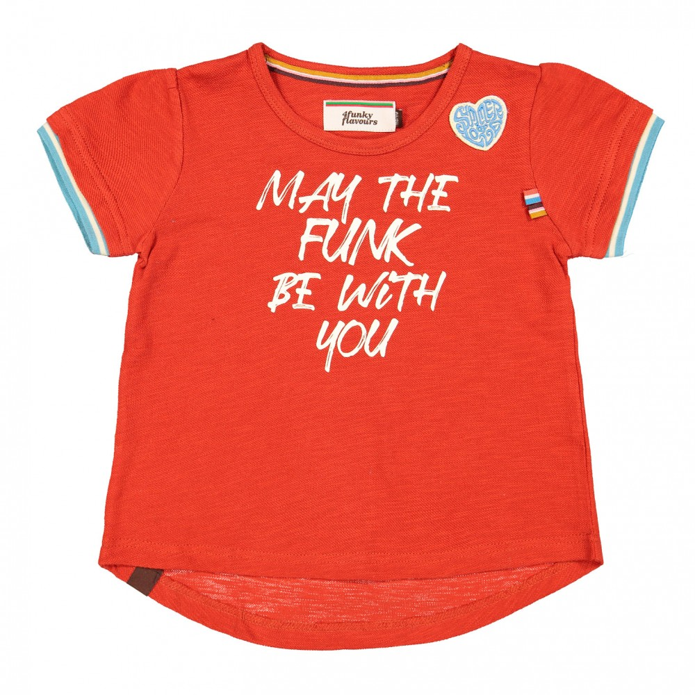 4funkyflavours Girl T-Shirt May Funk