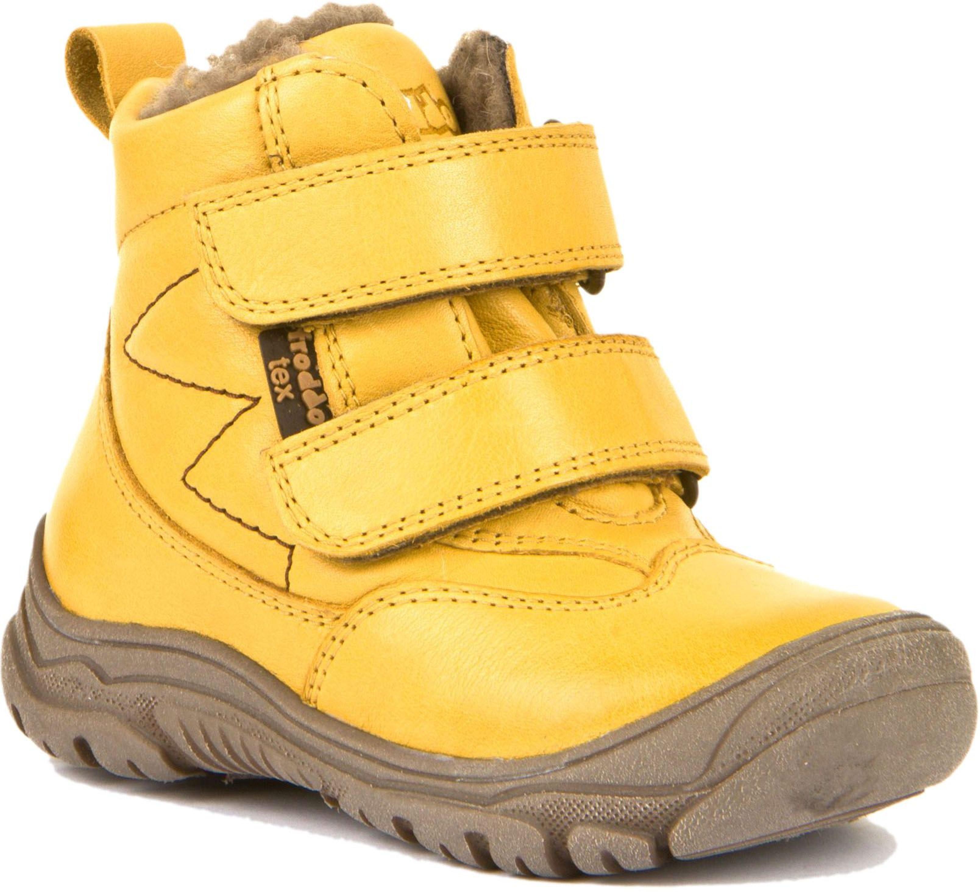 Froddo Baby Tex Winterboot L Gelb