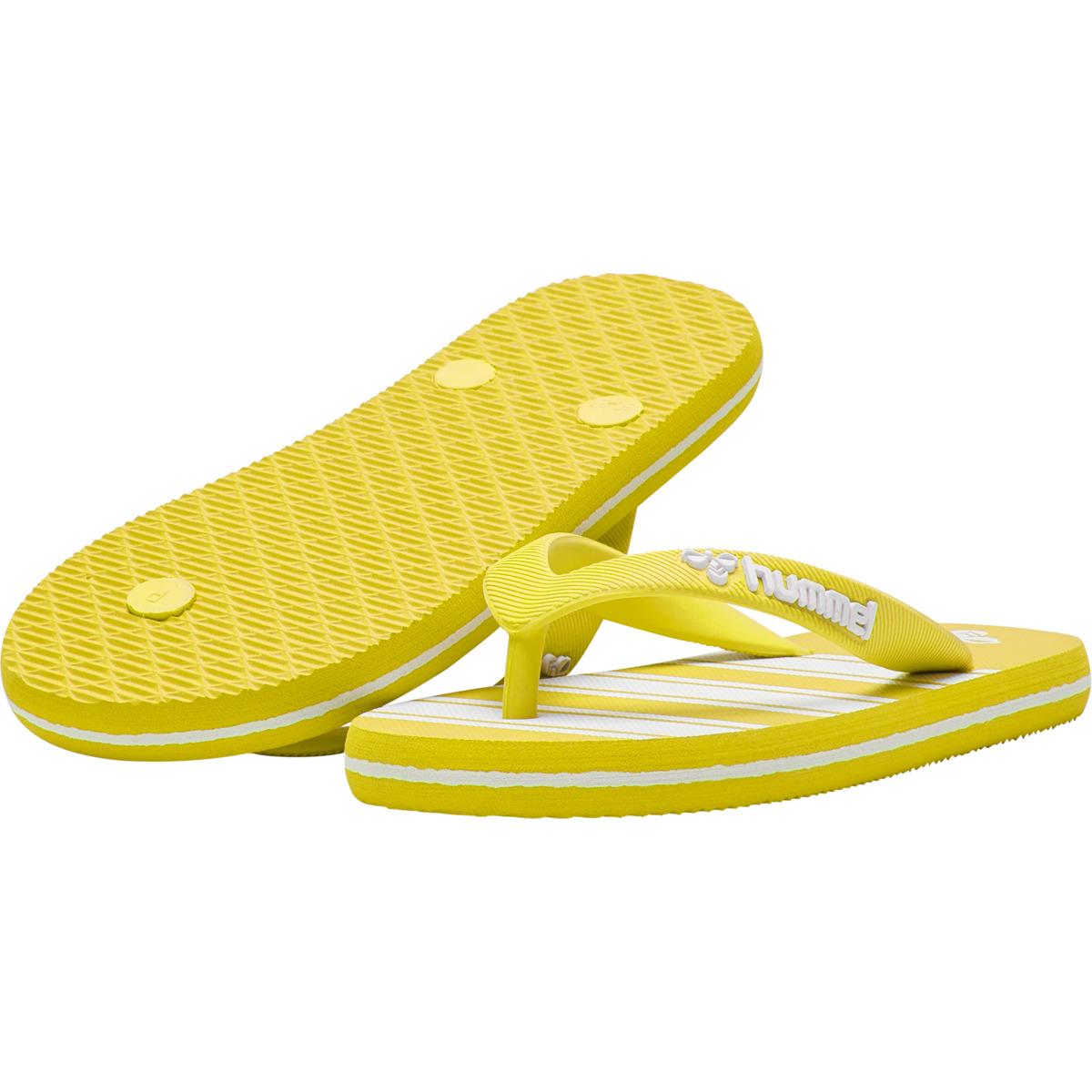 Hummel Flip Flop JR maize