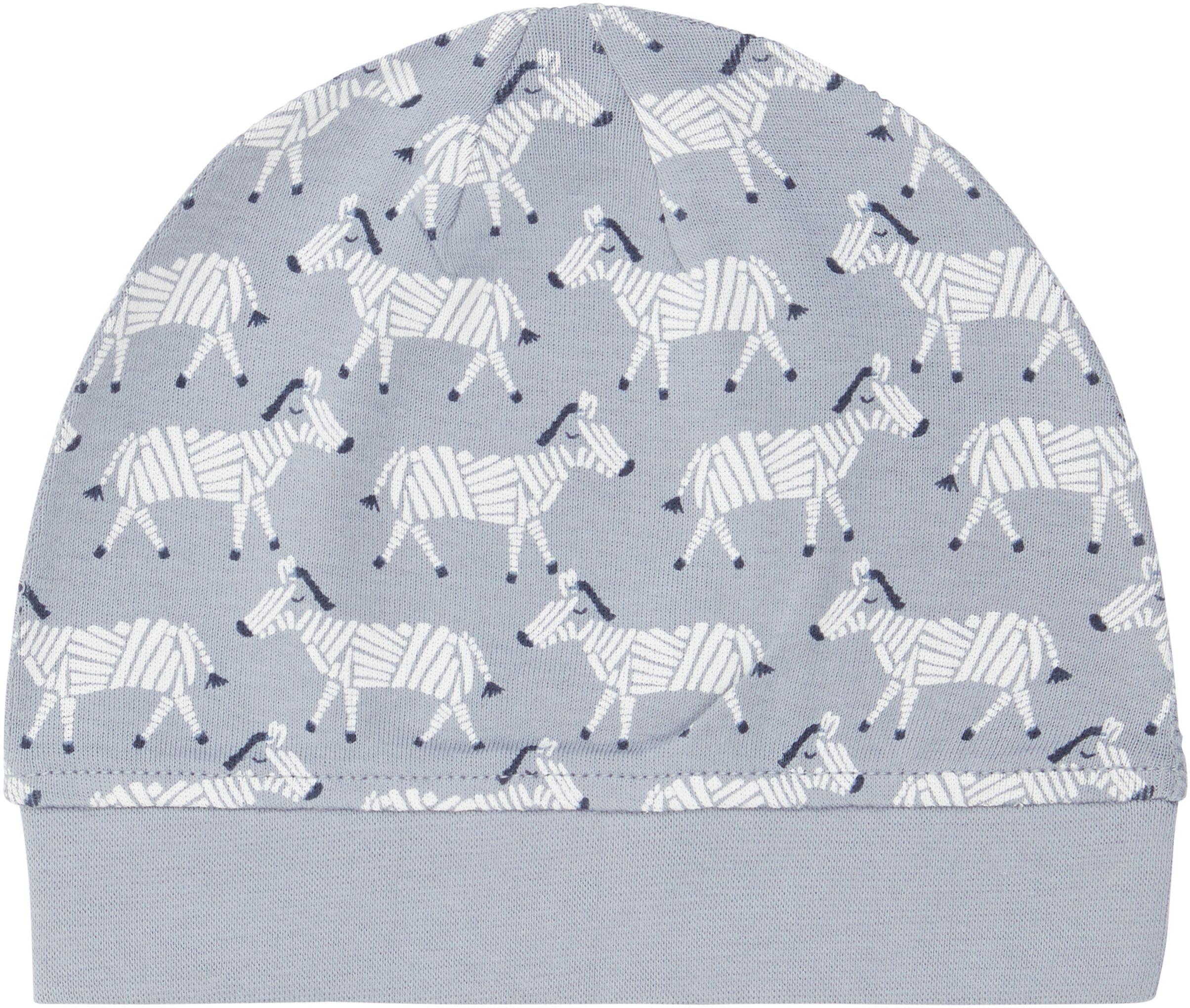 Sense Organic YO Baby Hat Zebra