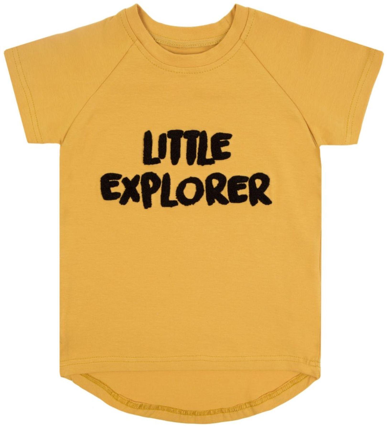Dear Sophie T-Shirt Basic yellow