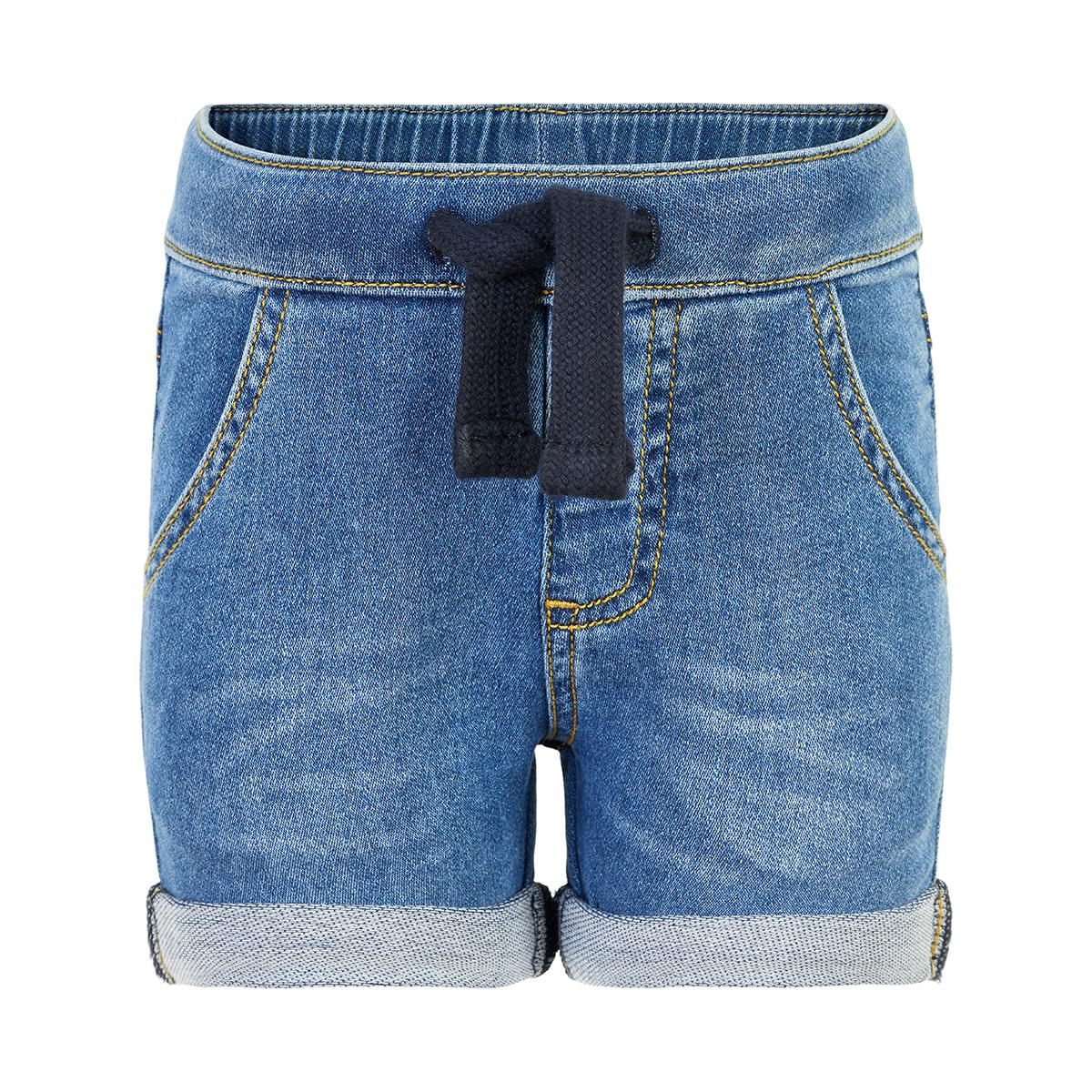 Minymo Shorts Sweat Denim Insignia Blue
