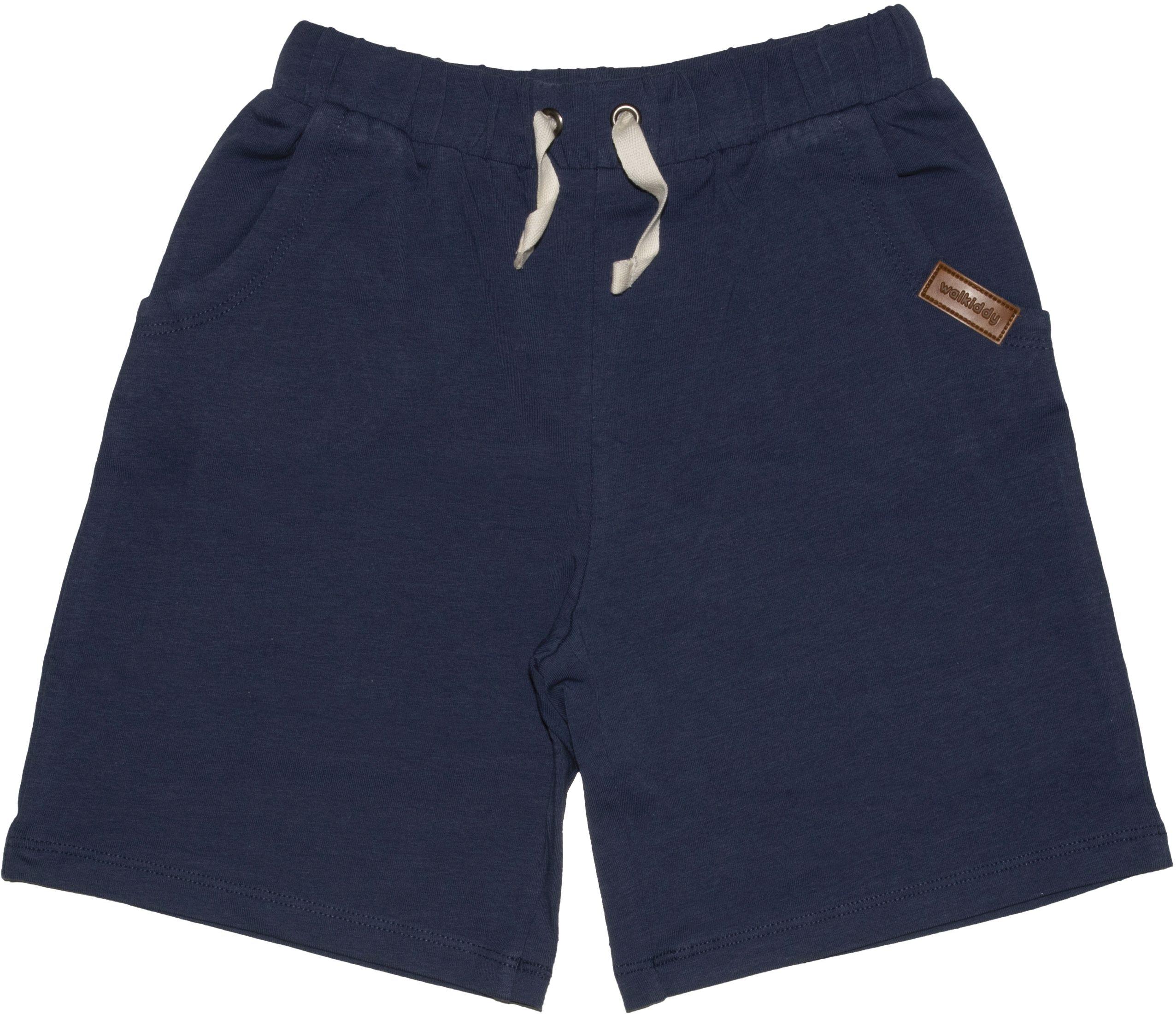 Walkiddy Shorts Indigo