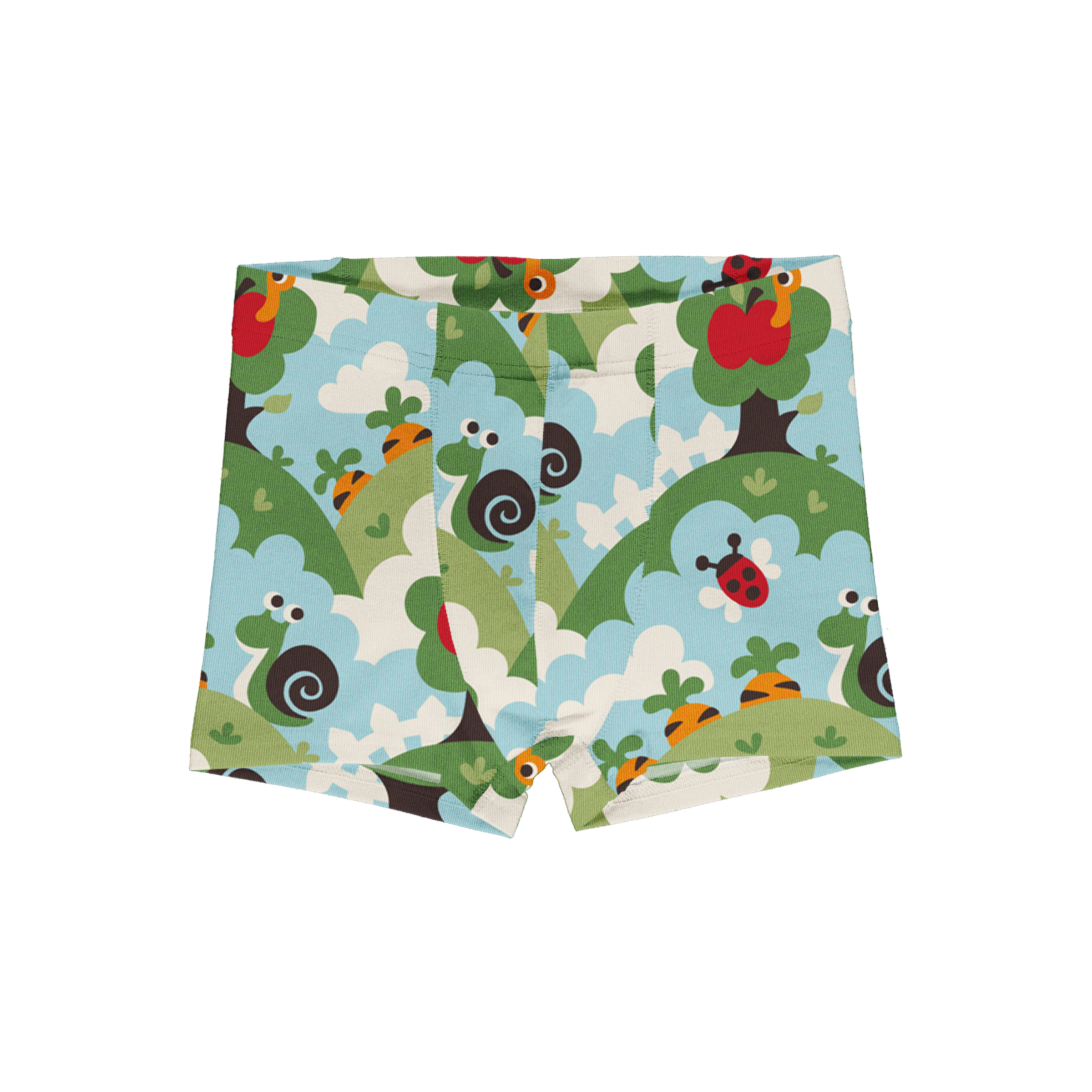 Maxomorra Boy Boxer Shorts GARDEN 122/128