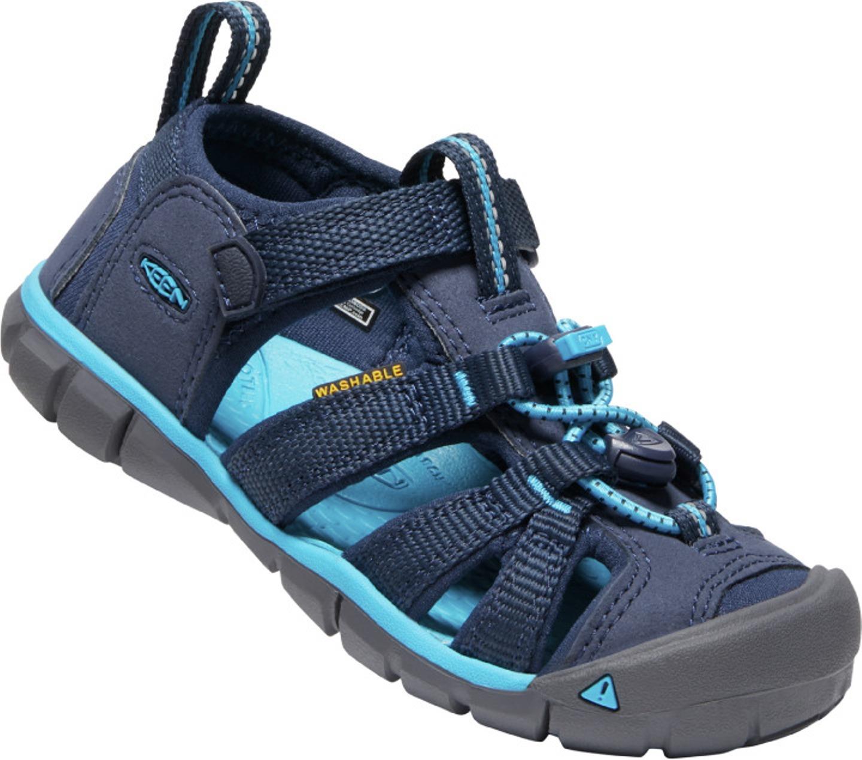 Keen SEACAMP II CNX C-BLACK IRIS/VIVID BLUE