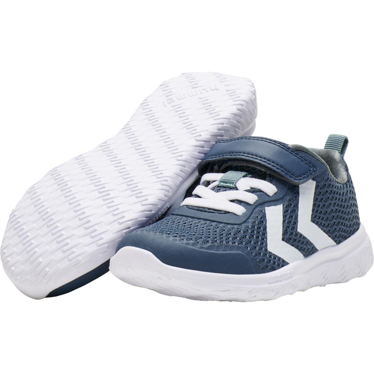 Hummel Boy Sneaker Actus ML JR Mesh black iris