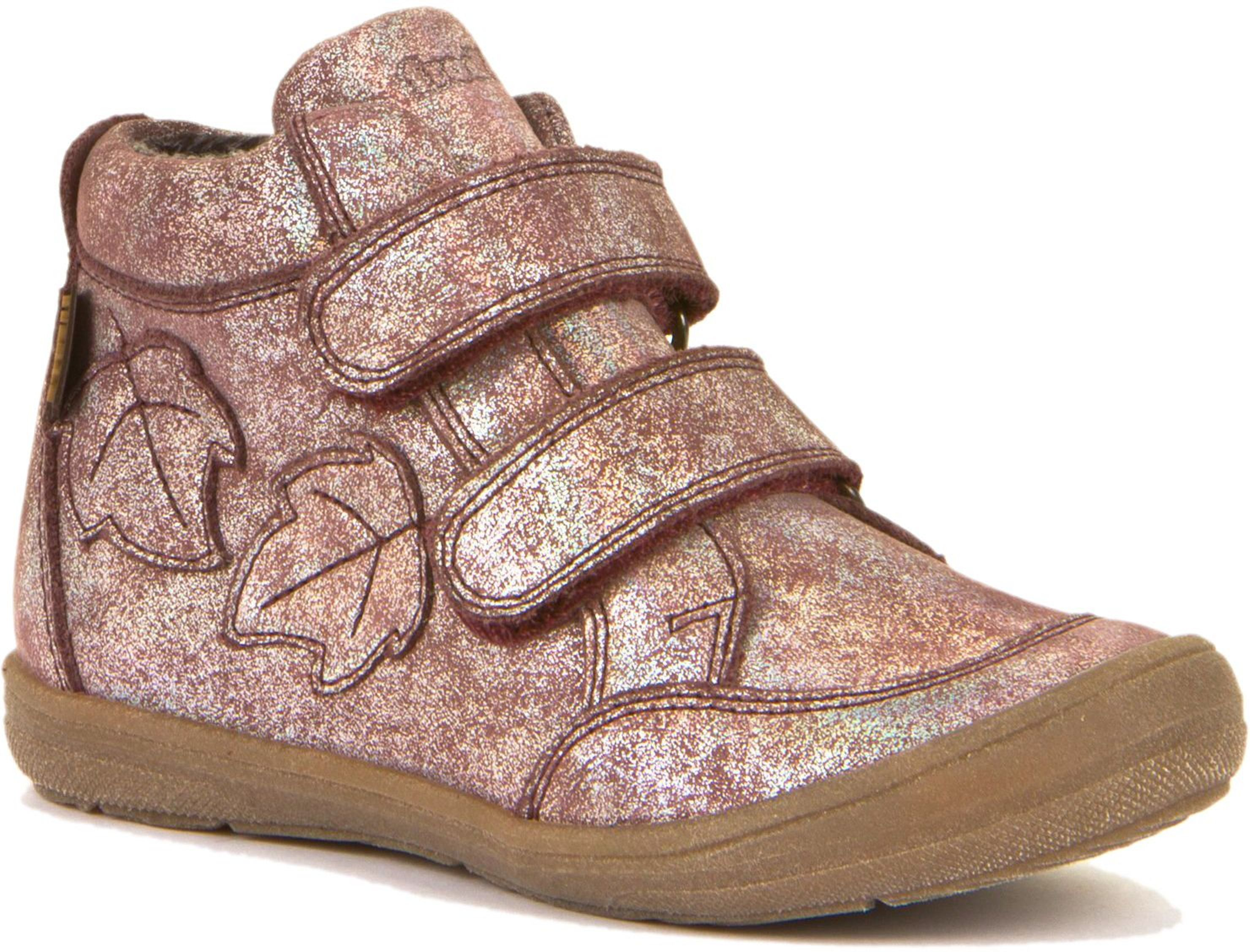 Froddo Tex R Doppelklett Pink Shine