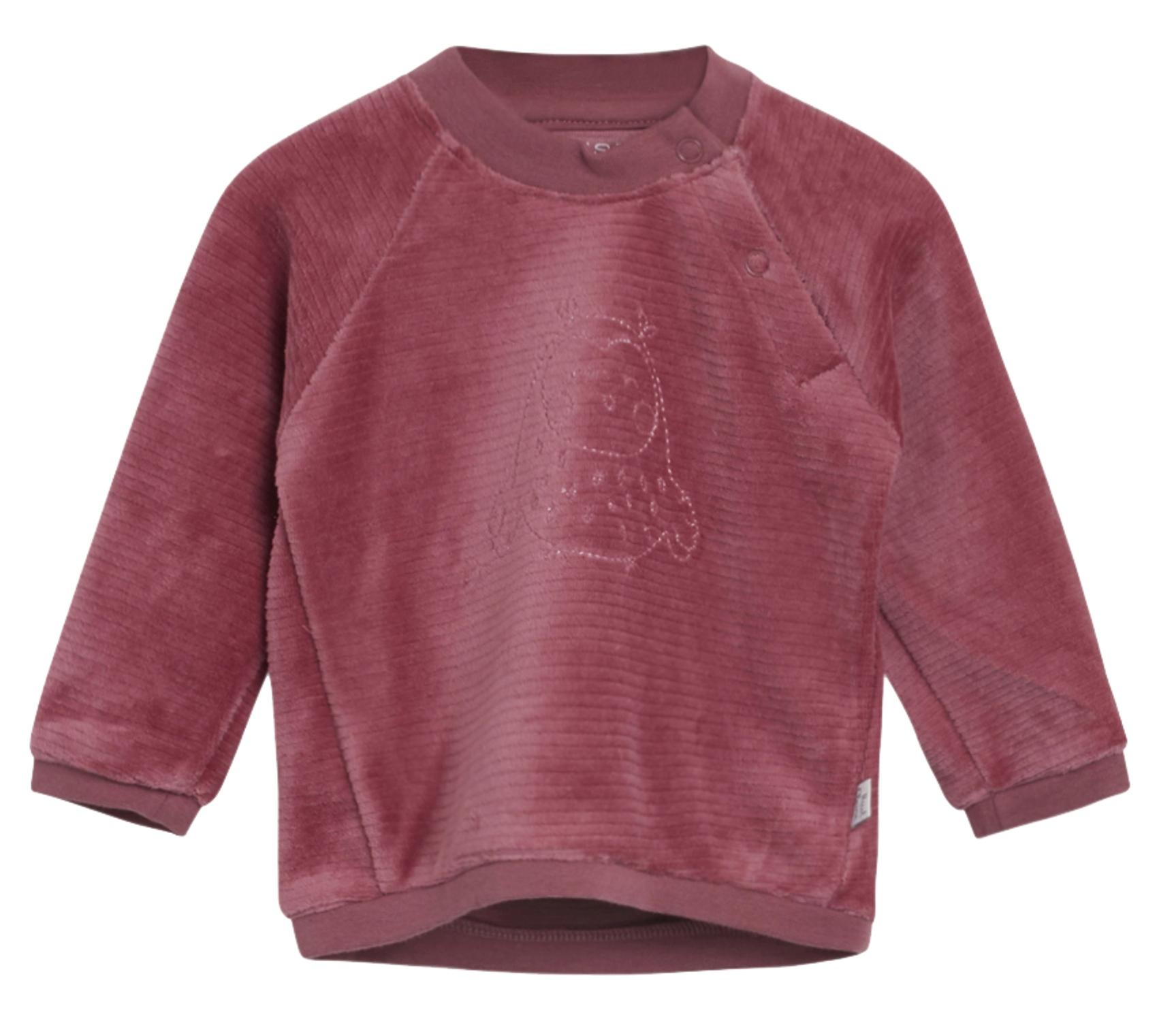 Hust & Claire Baby Sweatshirt Silva Red Rouge