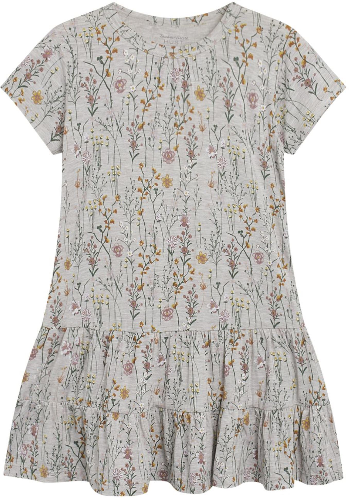 Hust & Claire Girl Kleid Bambus wheat
