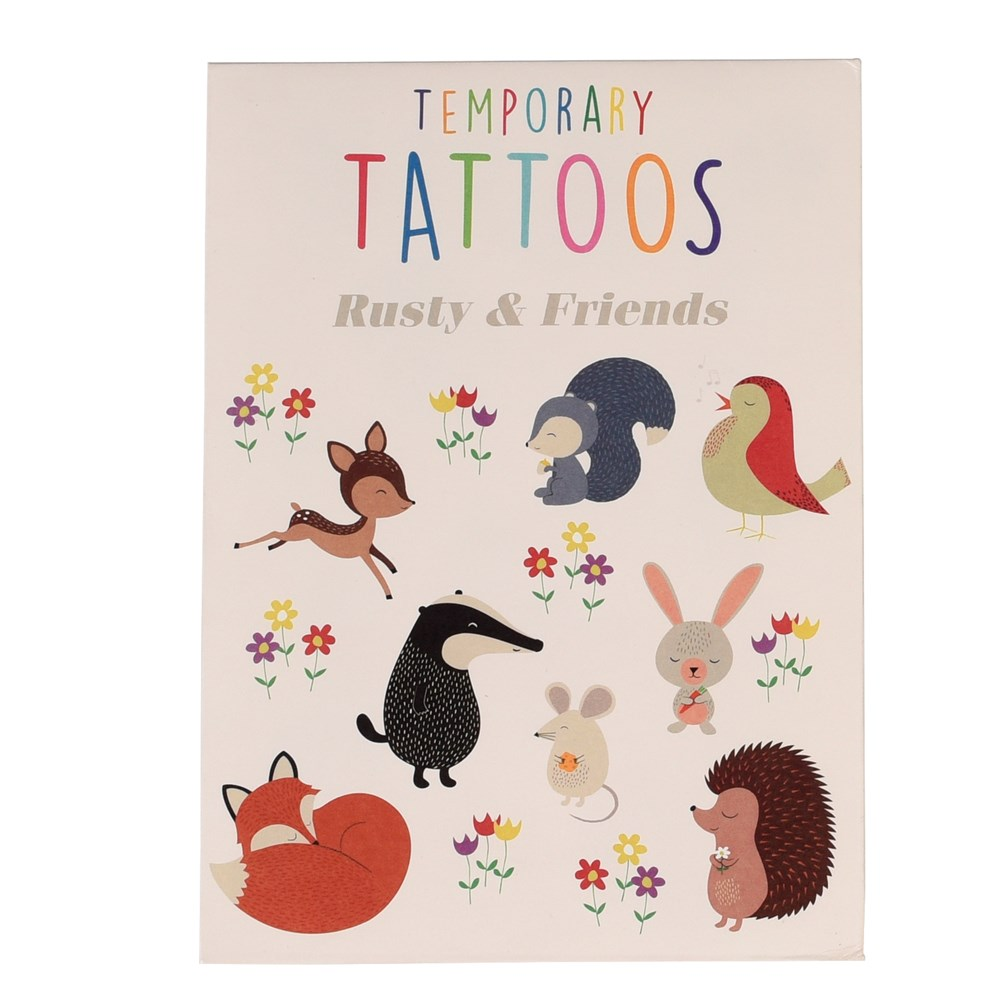 Rex London Tattoos Rusty & Friends