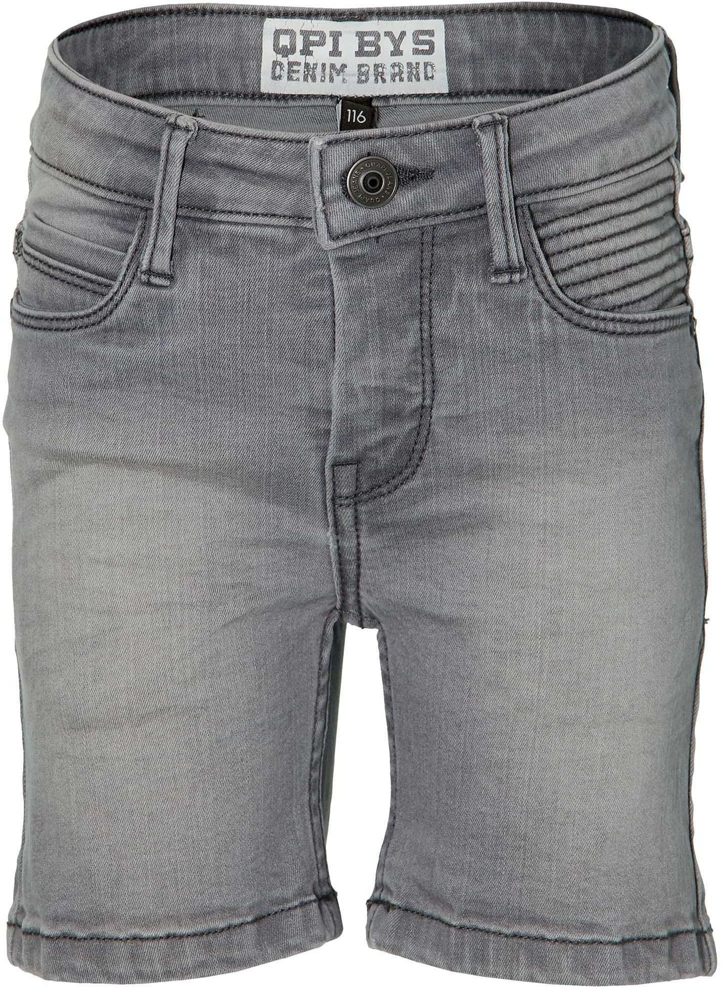Quapi Boy Shorts Denim light grey