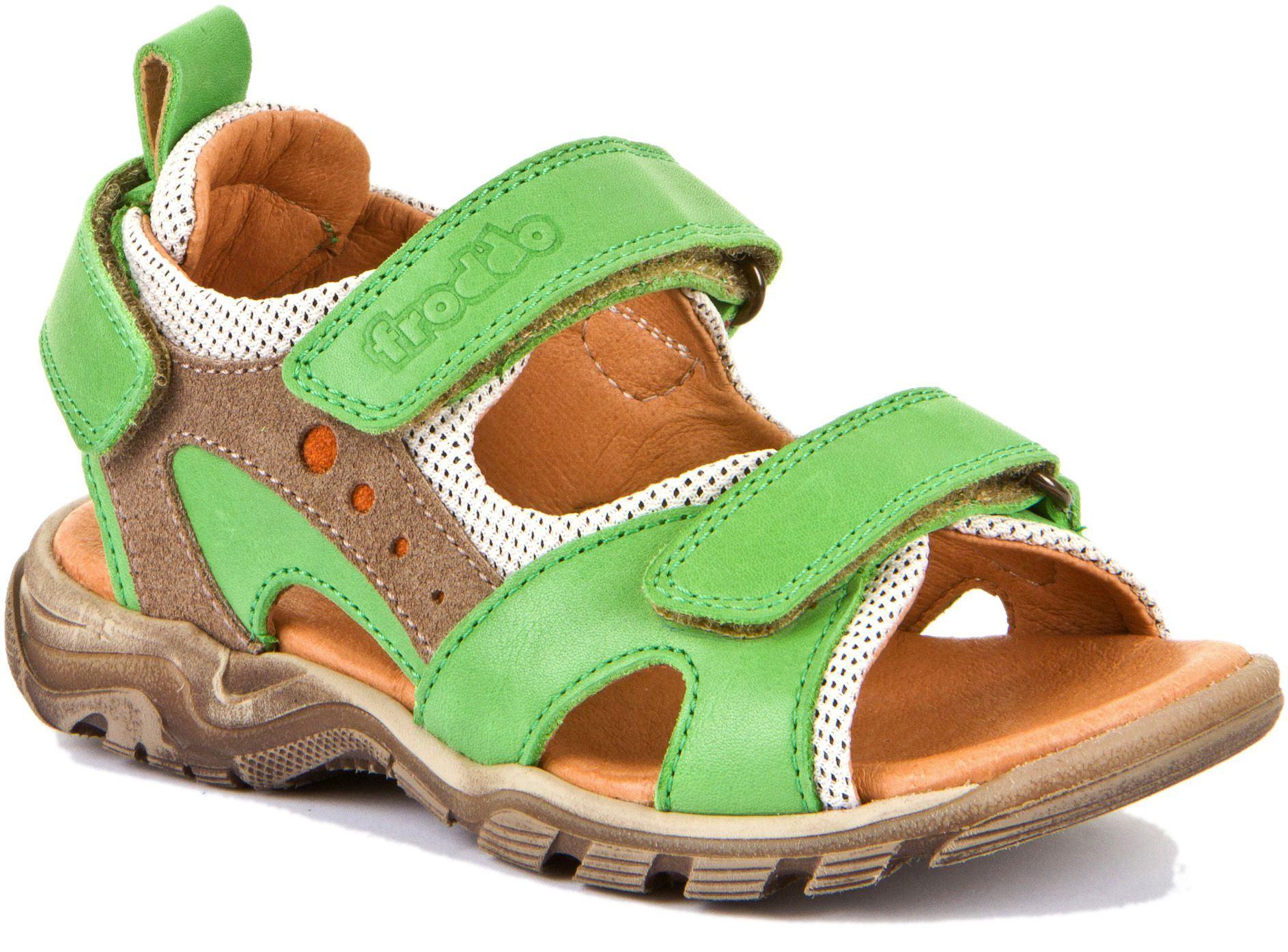 Froddo Jungen Sandale K Grün