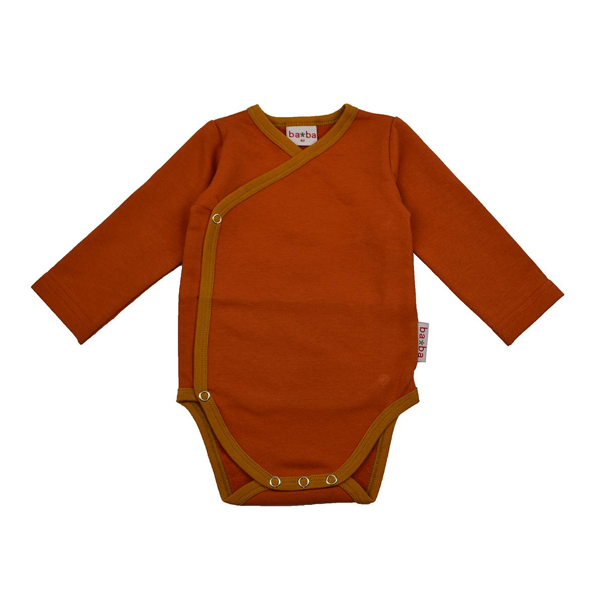 Baba Kidswear Baby Wickelbody Langarm Autumnal