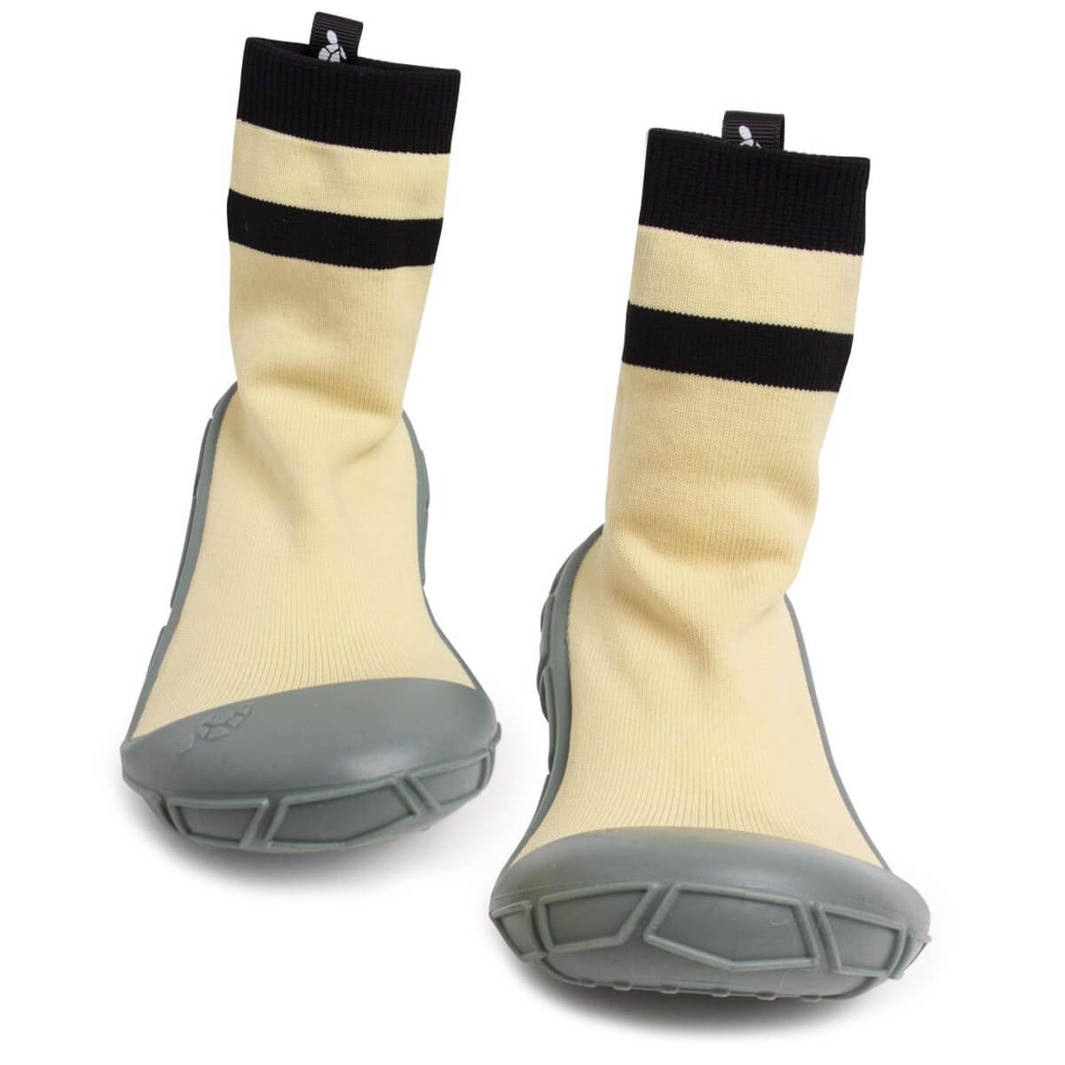 "Turtl Sockenschuh ""Socks in a Shell"" gelb"