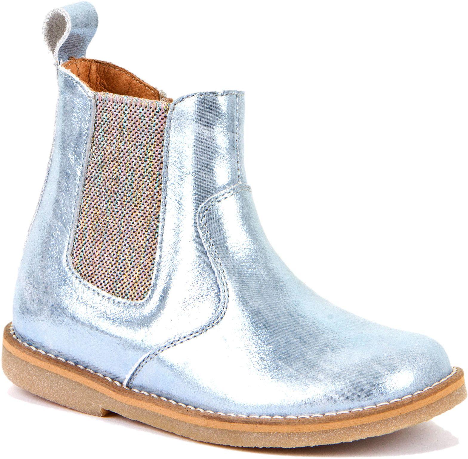Froddo Mädchen Chelsea Boots Ice