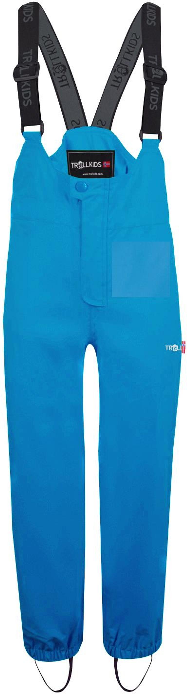 Trollkids Odda Regenhose midnight blue