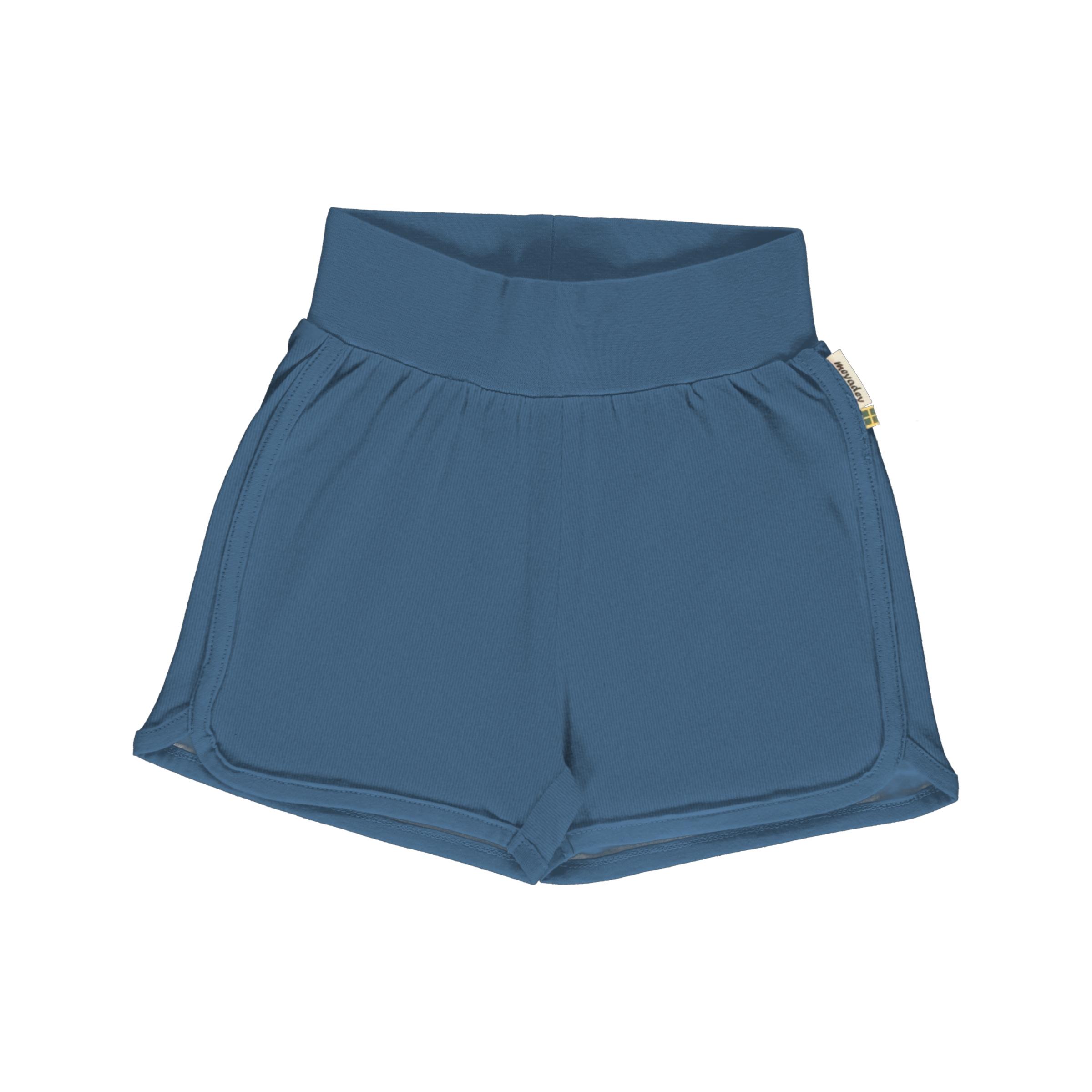 Meyadey by Maxomorra Runner Shorts Solid MOONLIGHT BLUE 074/080